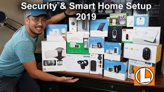 Lifehackster's Security Camera And Smart Home Setup 2019