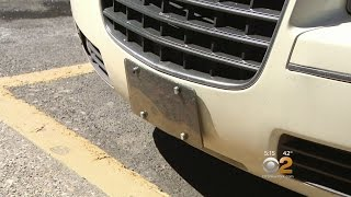 Cracking Down On Illegal License Plates