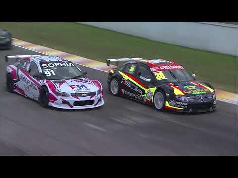 Carrera 2 del TopRace Junior 2° fecha en el Autódromo de Buenos Aires