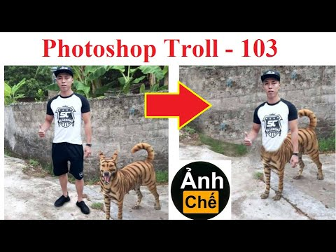💥Ảnh Chế  – Photoshop Troll (P103), Fjamie013, Dog Man