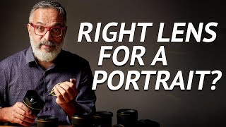 How different Focal lengths affect your Portrait - Viilage Wisdom
