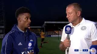 Pre-Season Live: Cambridge United vs. Leicester City