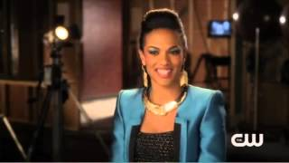 Фрима Аджиман, The Carrie Diaries : Freema Agyeman Interview