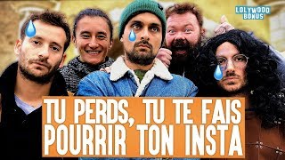 Tu Perds, Tu te Fais Pourrir ton Instagram (ft. Jigmé et Daniil)