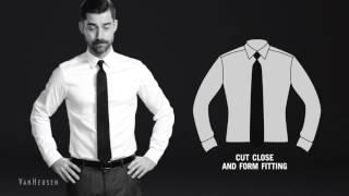 Van Heusen Dress Shirt Fit Guide
