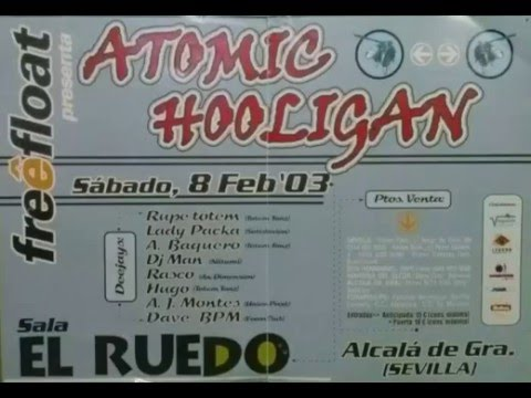 Ale Baquero   Sesion Sala Discoteca Ruedo 2003