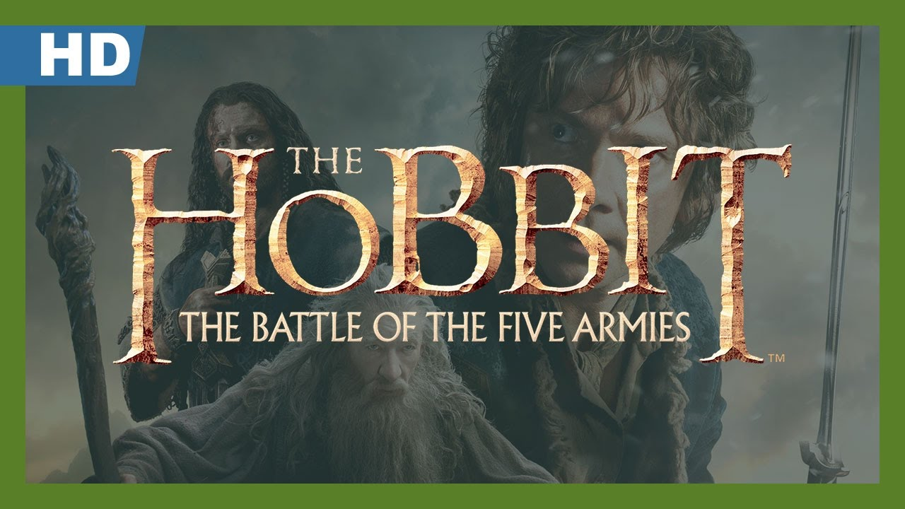 >The Hobbit: The Battle of the Five Armies (2014) Trailer