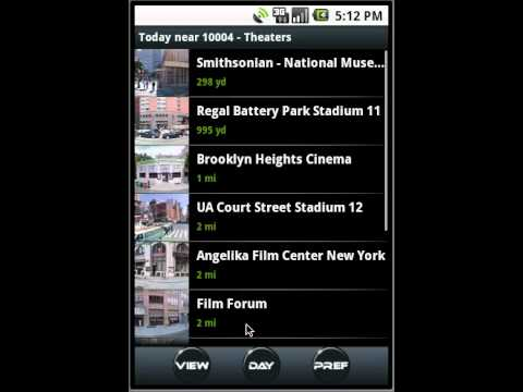 Video of ShowTimes - Pro