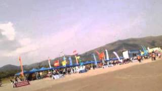 preview picture of video '2010 China 岱山 Kite competition -- Individual ballet  2 place'