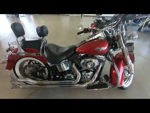 2012 Harley-Davidson Softail Deluxe FLSTN 103