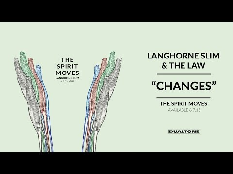 Changes (2015) (Song) by Langhorne Slim & the Law
