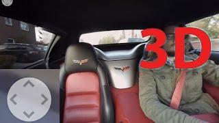 360 3D VR Car Teaser