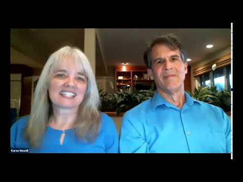 Dr. Alexander & Karen Newell, April 21st - Guided Meditation