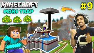 I MADE UNLIMITED XP FARM | MINECRAFT GAMEPLAY #9