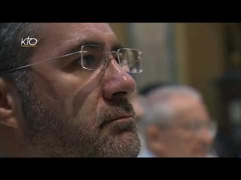 Messe d'action de grâce pour la canonisation de Pierre Favre