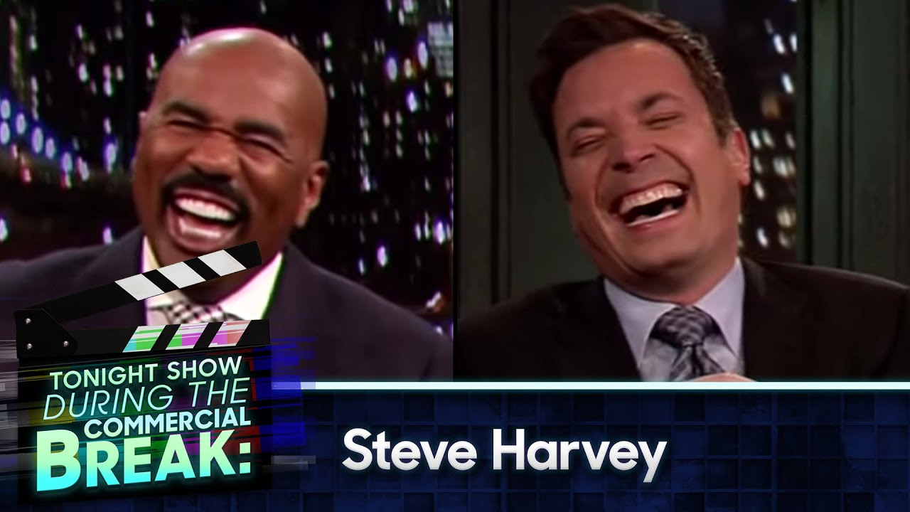 Web Exclusive: Steve Harvey Reacts to Jimmy Fallon's iPhone 5S Preview thumbnail