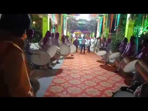 Abhilash pad band at daggad sai anna palarambandi procession 2018