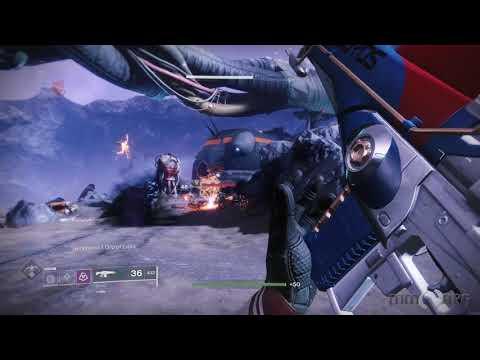 Destiny 2:  Forsaken - Exploring The Tangled Shore