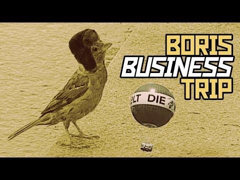 Boris v Berlíně