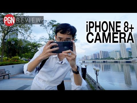 APPLE iPHONE 8 Plus Camera Review – Lok tests long exposures, slow mo, 4k 60fps & vlogging