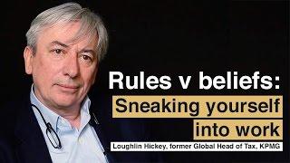 Rules versus beliefs