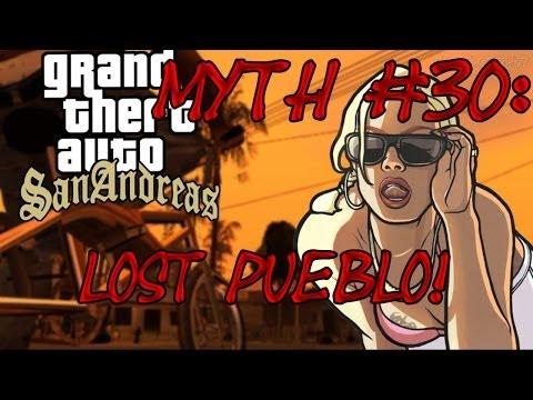 GTA San Andreas - M&L - Mythos #30: Lost Pueblo! [DE]