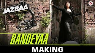 Jazbaa | Aishwarya Rai Bachchan & Irrfan | Jubin   - YouTube