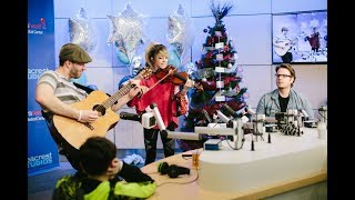 Lindsey Stirling Performs at Seacrest Studios
