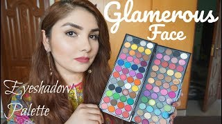 Glamorous Face Eyeshadow Palette Review