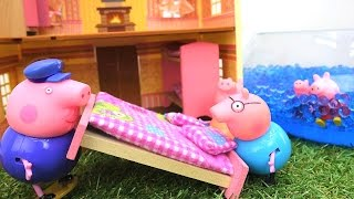 Детские игрушки! СВИНКА ПЕППА новая серия!  Peppa Pig 🐷 и семья Свинов переезжают в новый домик 🏡!