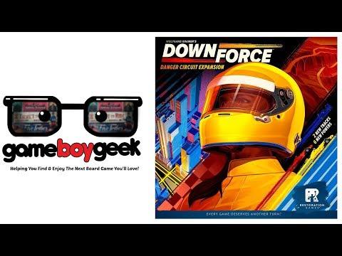 The Game Boy Geek Reviews Danger Circuit