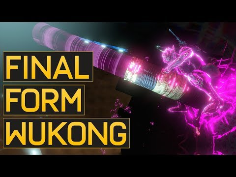 Millions Of Damage With Wukongs Red CRIT Final Form - Warframe