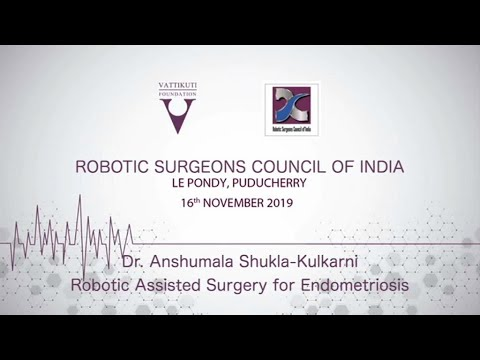 Robot Assisted Surgery for Endometriosis