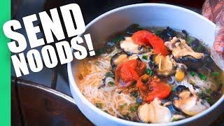 Ultimate Bun Noodle Tour in Hanoi, Vietnam!