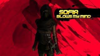 MEET SOFIA | Skyrim Special Edition gameplay