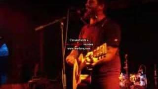 Chuck Ragan - ole diesel (live in bremen 07.10.07)
