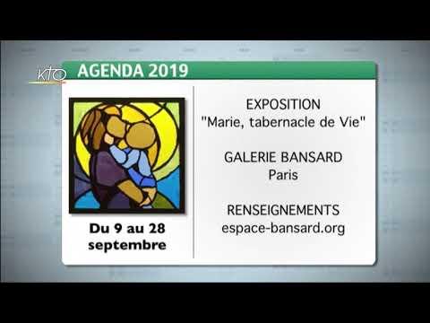 Agenda du 26 août 2019