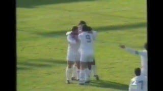 Albacete 3 - Deportivo De La Coruña 0. Temp. 91/92. Jor. 30.