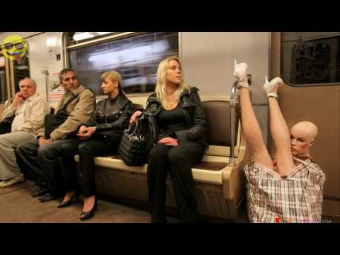 50 Most Strangest People on The Subway