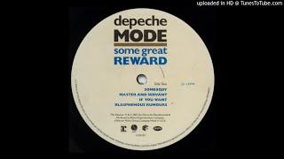 Depeche Mode – If You Want [ʀᴇᴍᴀꜱᴛᴇʀᴇᴅ]