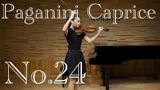 N.Paganini Caprice No.24 김혜진 Jina Hyejin Kim