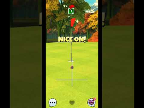 Golf Clash Great Outdoors Tournament Hole 7* MASTER Division