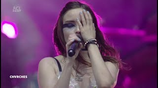 CHVRCHES Graves - Austin City Limits 2018 - live