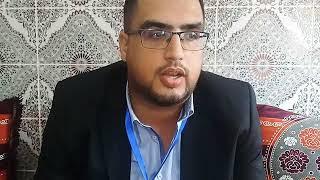 أمين بن عبد الله تقلدنا المسؤولية في المنظمة الوطنية للتجار الأحرار نتوخى منها ايصال صوت التجار باقليم تارودانت