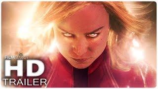 CAPTAIN MARVEL Trailer Español (2019)