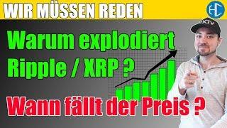 Warum steigt Ripple XRP? Jetzt noch Ripple kaufen? | HODLCORE deutsch kryptowährung