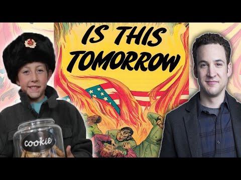 DISNEY IS ANTI-COMMUNIST!? How US Sitcoms, Cartoons + Comics have SPREAD Anti-Socialist Propaganda
