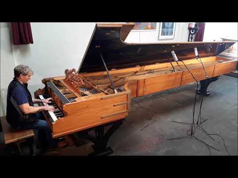 Playing a Stupidly Long Piano