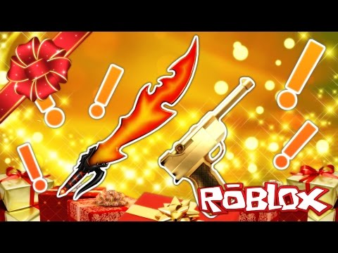 Download Roblox Murder Mystery 2 I Got The Godly Blaster Video 3GP