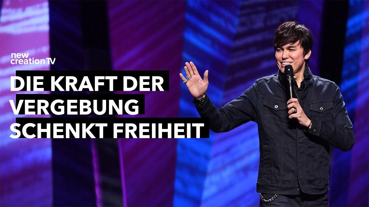 Die Kraft der Vergebung schenkt Freiheit – Joseph Prince I New Creation TV Deutsch